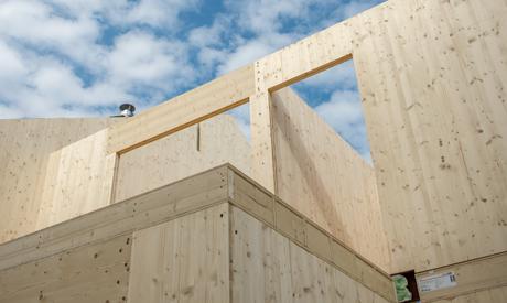 Paneles CLT – El futuro de la construcción en madera