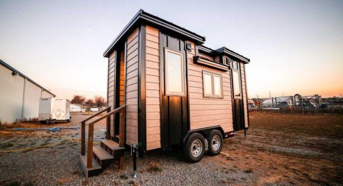 tiny house sobre ruedas espanja