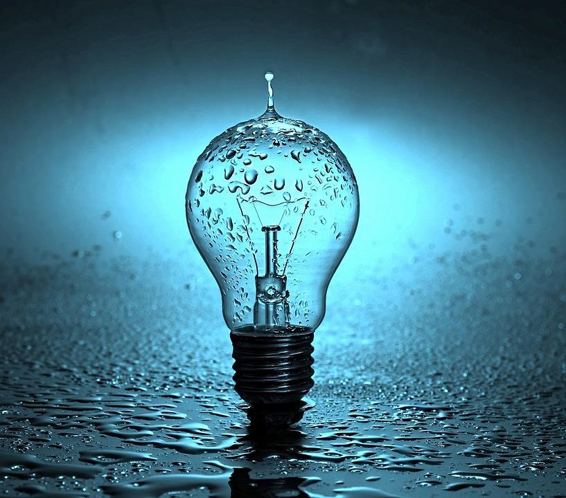 Agua y electricidad en glamping